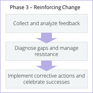 Phase - Reinforcing Change