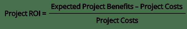 Project_ROI_Formula